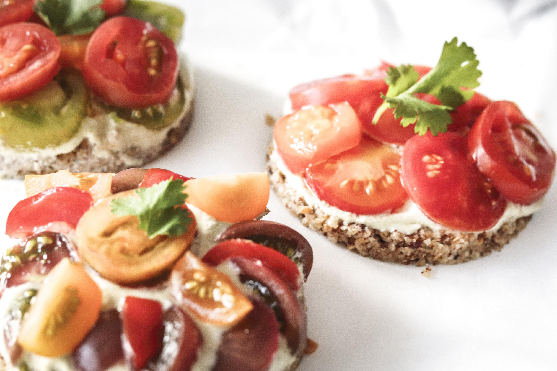 Tartelette-tomate