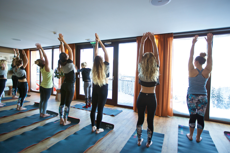 Yoga-Avoriaz