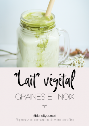 couverture guide lait vegetal