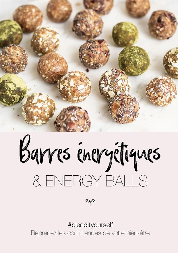 Guide #1 - Barres énergétiques & Energy Balls